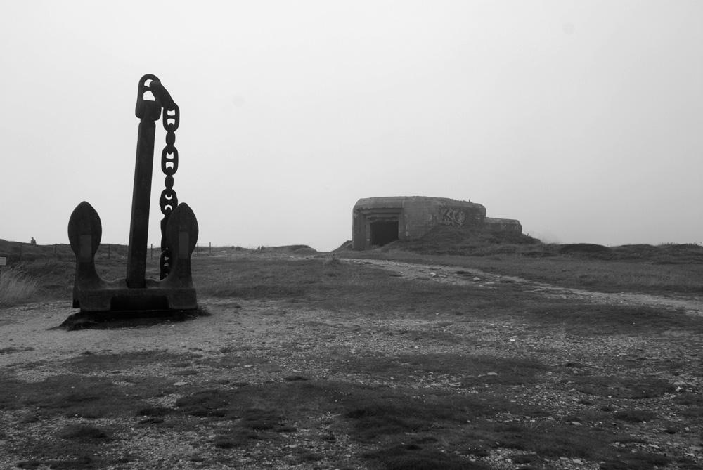 Bunkeranlagen und Museum bei Pen-Hir