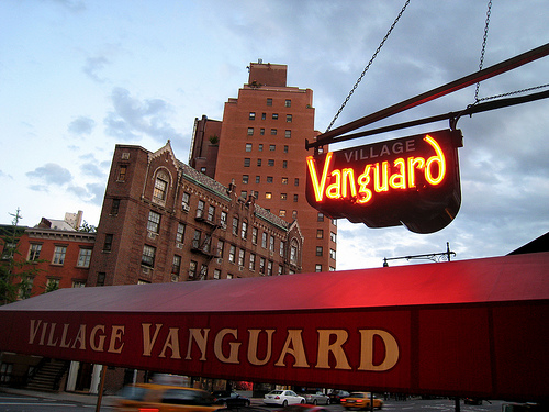 The Village Vanguard (Foto: scottlenger on flickr (CC BY-NC-ND 2.0))