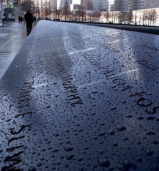 Erinnerung an 9/11