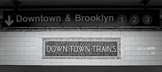 Down Town Trains