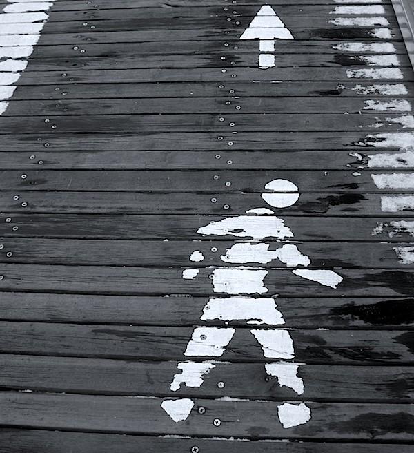 New York lernt man zu Fuß am besten kennen