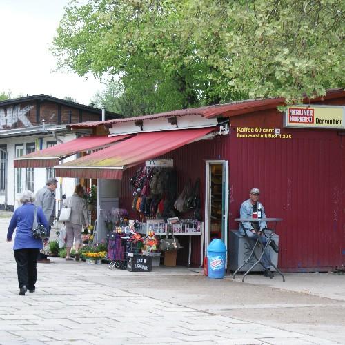 Endbahnhof Spindlersfeld