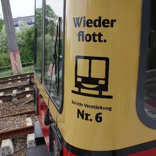 S-Bahn-Krise überwinden